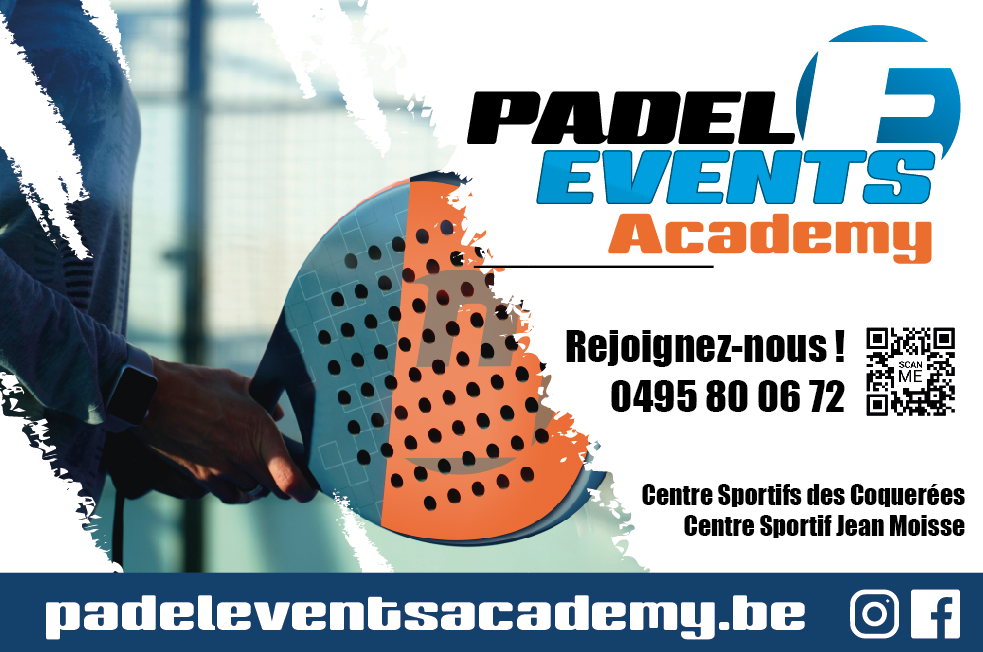 Padel Events Acadamy - Rejoignez-nous
